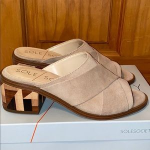 Brand new sole society shoes